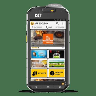 CAT OEM App Store