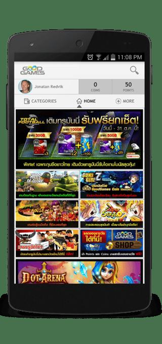 True Digital Plus app store mobile games club subscription