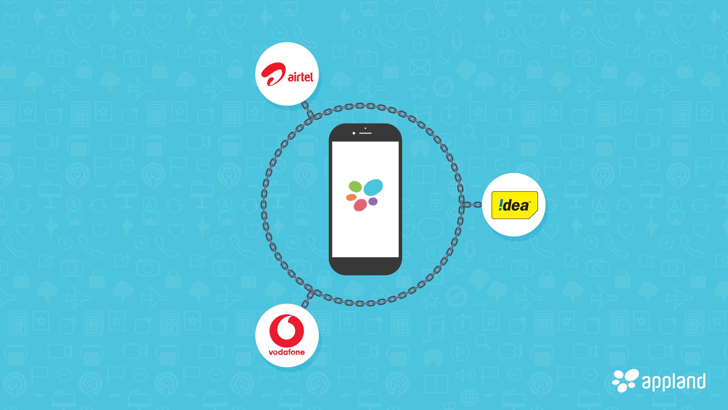 Value Added Services Airtel Idea Vodafone