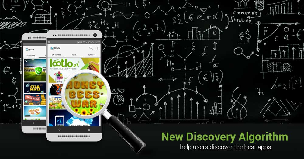 Product Release - New smart discovery algorithm helps users to discover the best apps in Appland's value added services and app platform solution.
